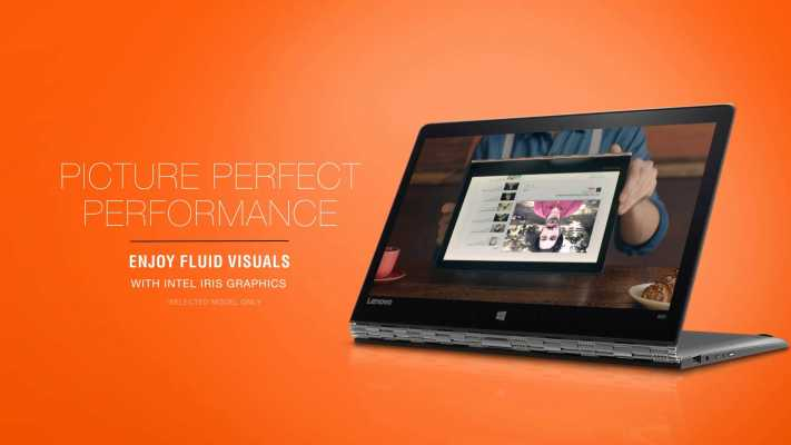 LENOVO YOGA EN STOCK